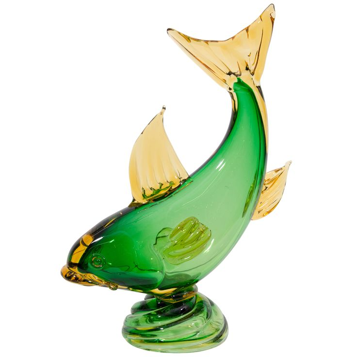 249 best images about murano glass on pinterest museums for Murano glass fish