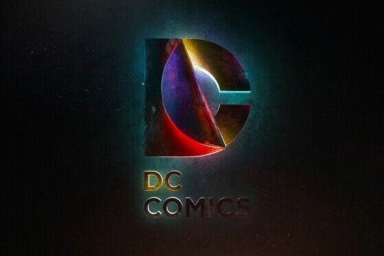 DC Comics logo in suicide squad (2016)