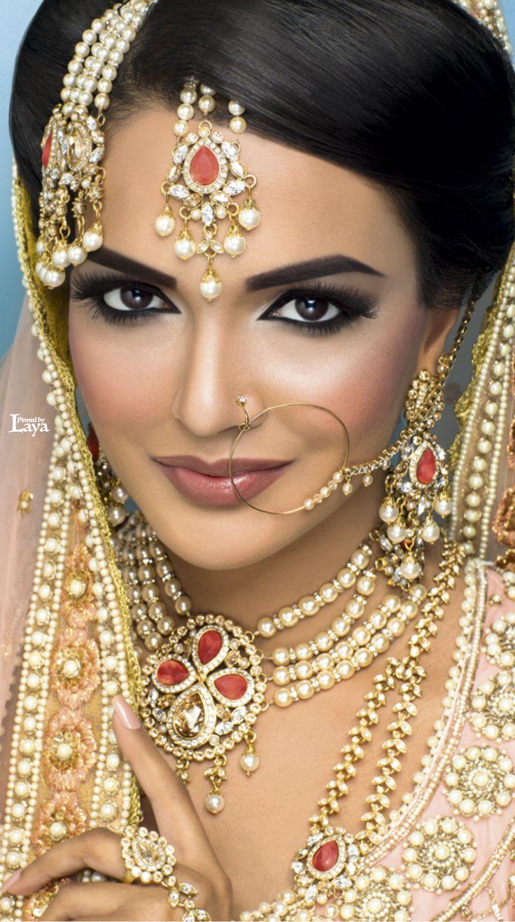 250 best BRIDES images on Pinterest Indian beauty Indian bridal