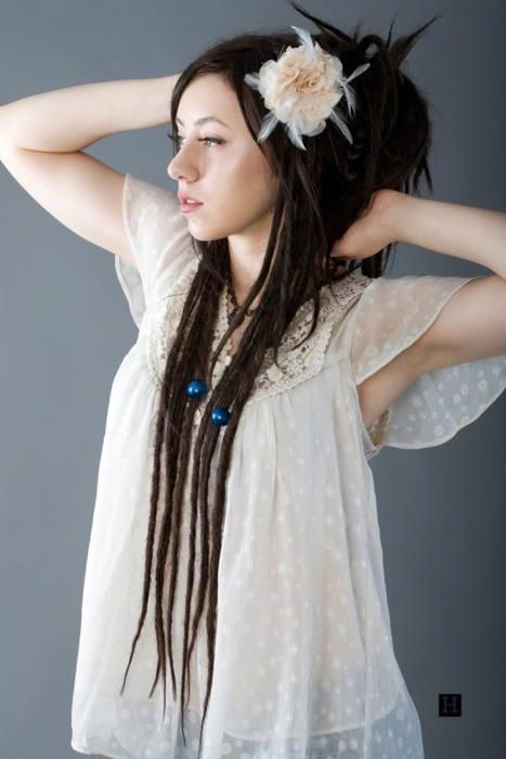 Wishing I cold pull off dreads.