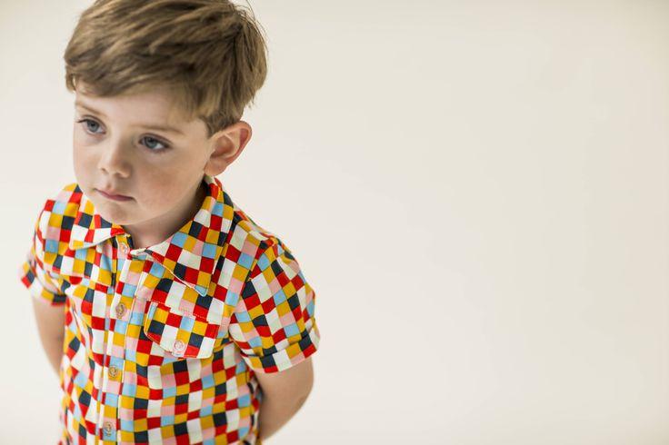 Jef blocks - Lily Balou -Jongens | Petitfours kinderkledij - Brugge