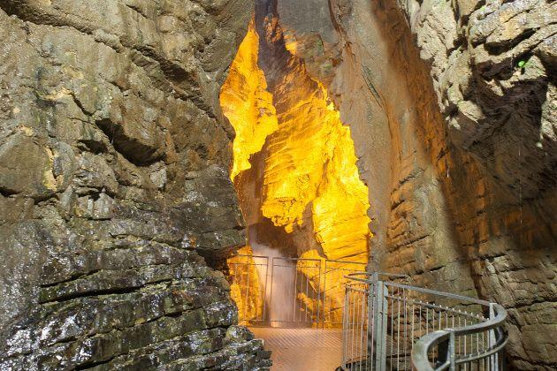 Varone Wasserfall - Zwischen Riva del Garda und Tenno am nördlichen Gardasee