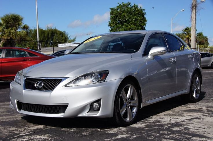2011 Lexus IS 250 $14995 http://www.credocars.com/inventory/view/9684486