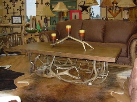 Antler Coffee Table Deer Antler Working Pinterest