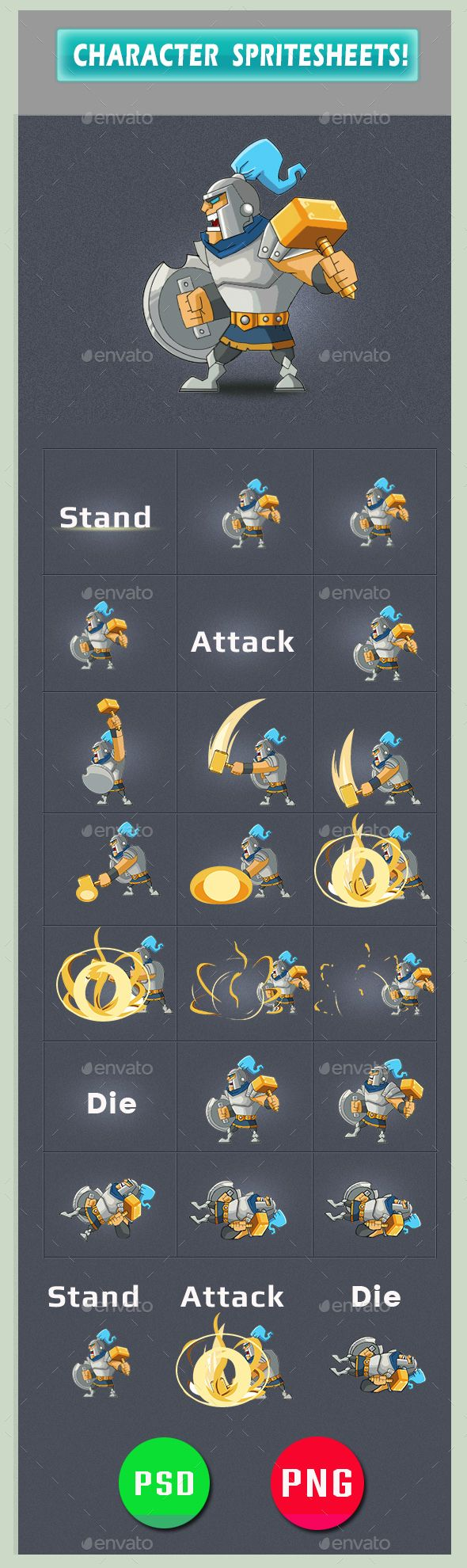Enemy #Game Assets - Sprites Game #Assets Download here: https://graphicriver.net/item/enemy-game-assets/20288552?ref=alena994