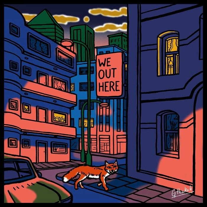 Various Artists-We Out Here Brownswood Recordings