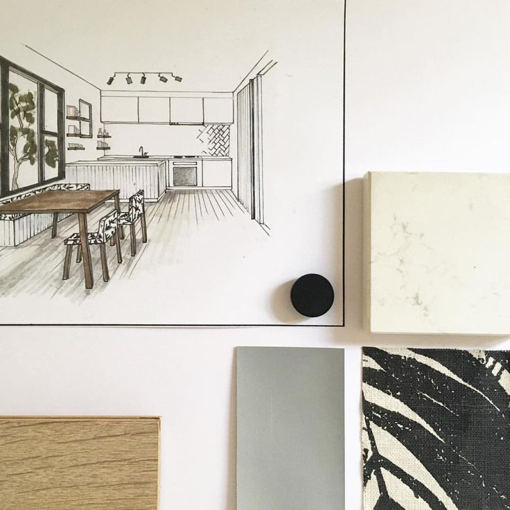"""81 Likes, 9 Comments - Kate Connors Interiors (@kate_connors) on Instagram: """"Laying out a kitchen concept for tomorrow's presentation. One room down ✔️only 5 to go .......…"""""""