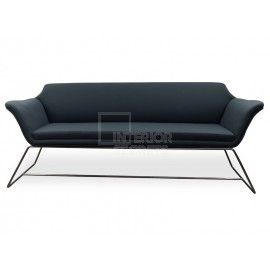 kuno-3-seater-sofa - grey
