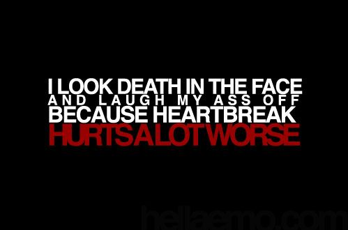 emo quotes about heartbreak wallpapers