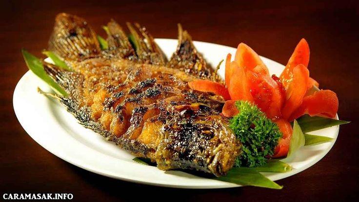 resep ikan gurame bakar lezat  kecap manis terbaru makanan resep resep ikan Resepi Ikan Tongkol Untuk Anak Enak dan Mudah