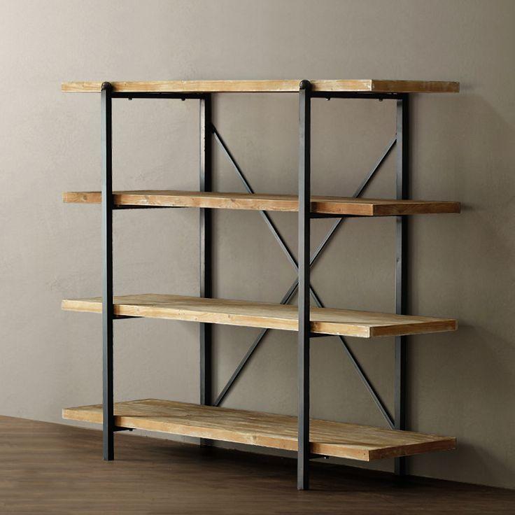 Las 25 mejores ideas sobre estantes de esquina en for Libros de muebles de madera