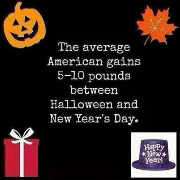 The average person gains 5-10 pounds between Halloween & New Year's Day! Plexus products are for overall health not just for weight loss. Ambassador#465783 http://starlite.myplexusproducts.com/  StarsPinkPlexus@gmail.com