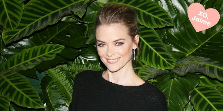 Jaime King on Speaking Out - How Jaime King Finds the Courage to Be an Activist