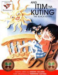 Ang itim na kuting = The black kitten