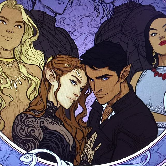 Inner Circle [Charlie Bowater] #ACOMAF