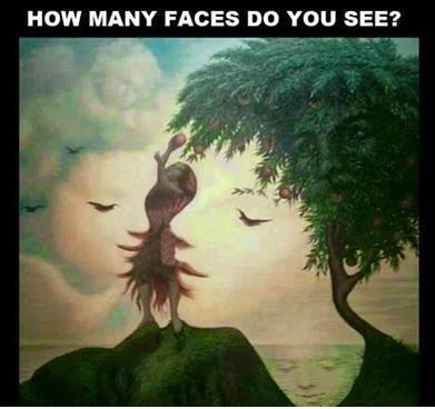 #ContestTime... How many #faces do You See?