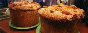 Pan navideño para diabéticos
