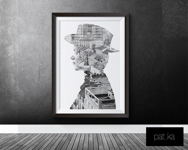 Plakat Wyobraźnia 70 x 100