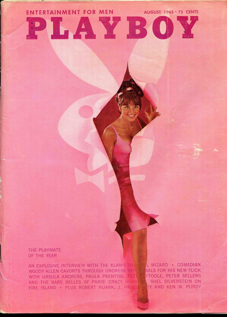 Playboy Art Deco Poster