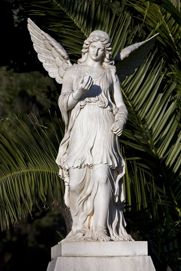 12 best images about angel on pinterest don 39 t blink consideration and friends - Angel statue for garden ...