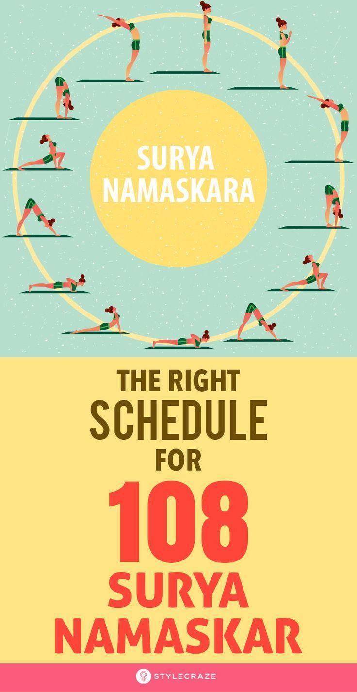 Exercice Du Yoga 108 Surya Namaskar Quel Est Le Bon Programme A Suivre La Salutation Au Soleil Est Surya Namaskar Surya Namaskar Challenge Surya Namaskara