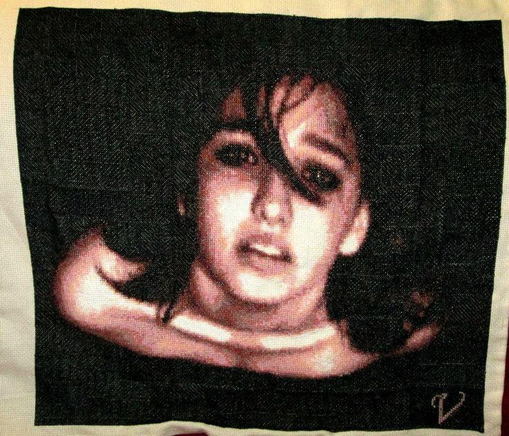 Nena... #PcStitch... https://www.facebook.com/rahjadancer?ref=ts&fref=ts