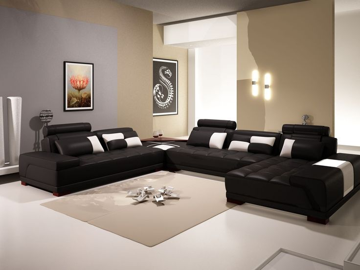Living Room Furniture Designs emejing black living room chairs gallery - house design interior