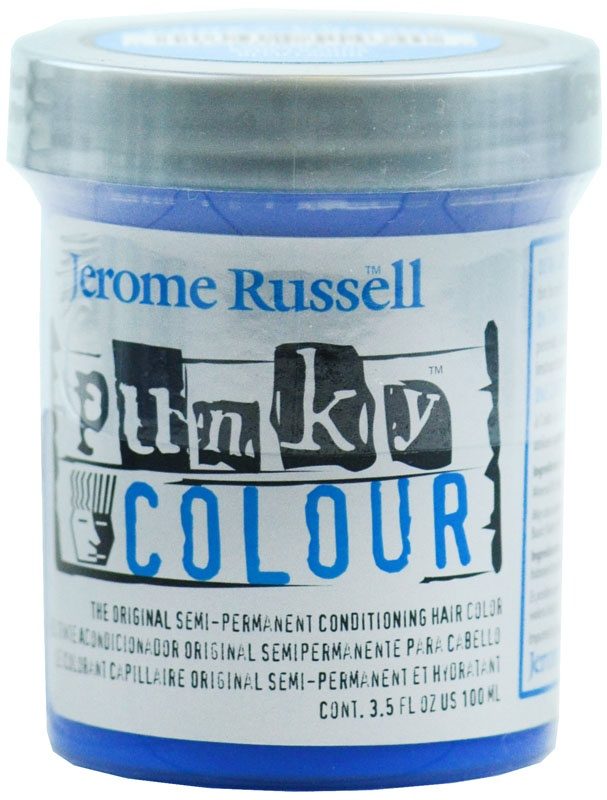 Jerome Russell Punky Color Lagoon Blue - 3.5 oz I love this dye