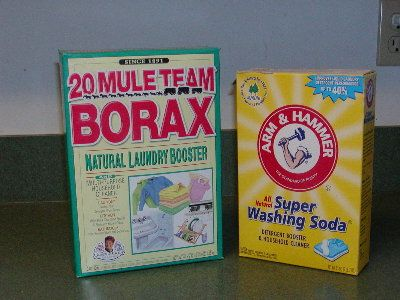 """I have been making my own laundry soap for a couple of years using this recipe.  Now trying a """"dry"""" version of it.  A must have if you have a teenage daughter."""