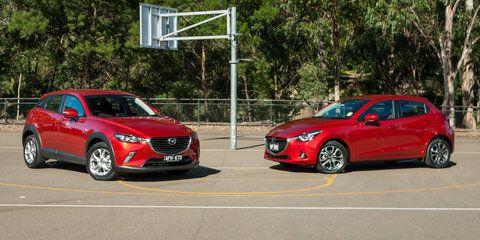 Akhirnya Mazda 2 dan Mazda CZ-3 Berani Tampil di Publik - http://bintangotomotif.com/akhirnya-mazda-2-dan-mazda-cz-3-berani-tampil-di-publik/