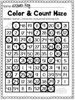 count color mazes 5 worksheets teaching treasures k 2 worksheets kindergarten math. Black Bedroom Furniture Sets. Home Design Ideas