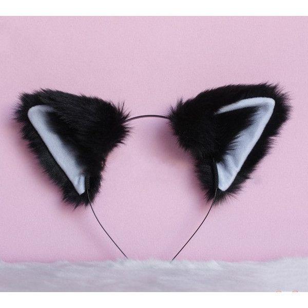 Girls Cat Ear Headwrap