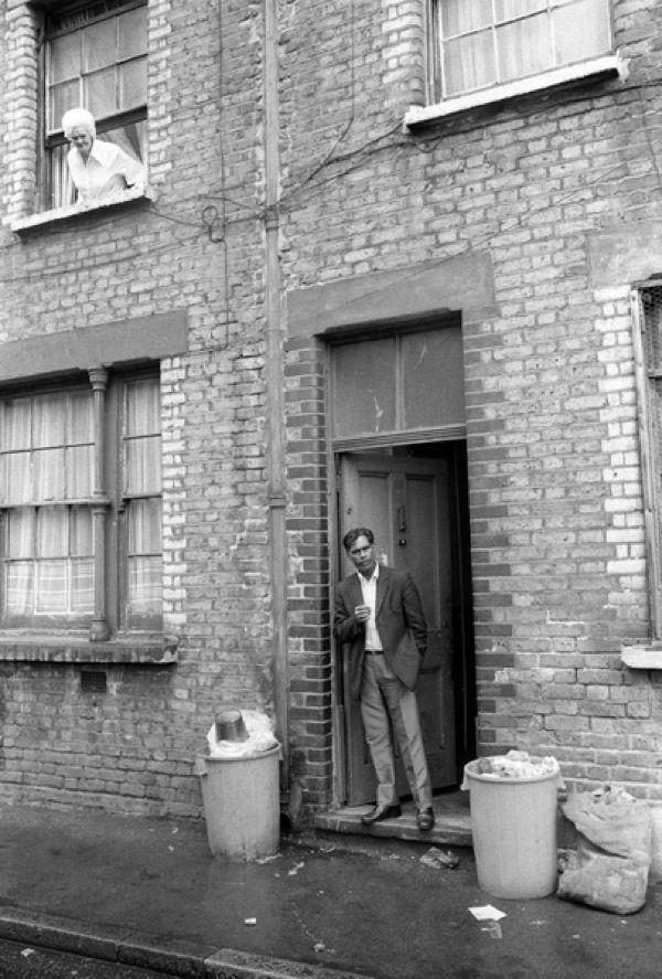 Tower Hamlets East London UK 1978 - Homer Sykes