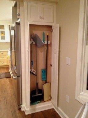 30 Handy Kitchen Pantry Closet Design Ideas Kitchen
