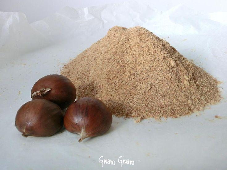 Farina di castagne fatta in casa | Ricetta