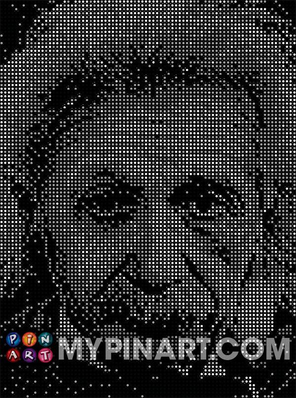 the 108 best pushpin art images on pinterest bespoke design