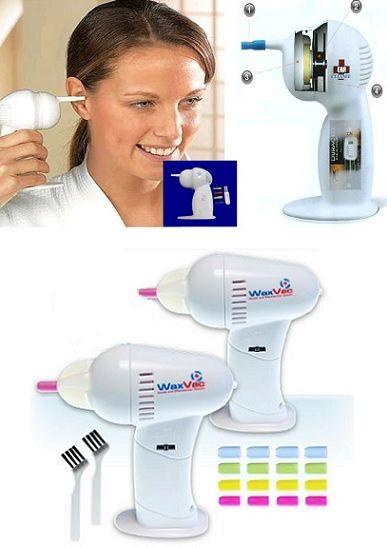8,34€ - Συσκευή καθαρισμού αυτιών! - www.hellas-tech.gr