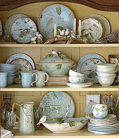 Fitz and Floyd Toulouse Dinnerware | Dillards.com...I NEED THESE. & 29 best Fitz and Floyd images on Pinterest | Antique items Fleas ...