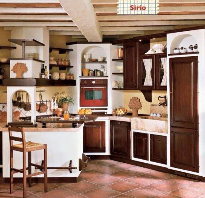 Oltre 25 fantastiche idee su cucine in stile country su pinterest mobili in stile country - Cucine stile francese ...