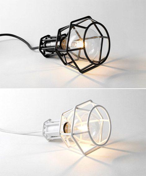 Work Lamp, valkoinen  http://www.room21.fi/fi/artiklar/-9671.html