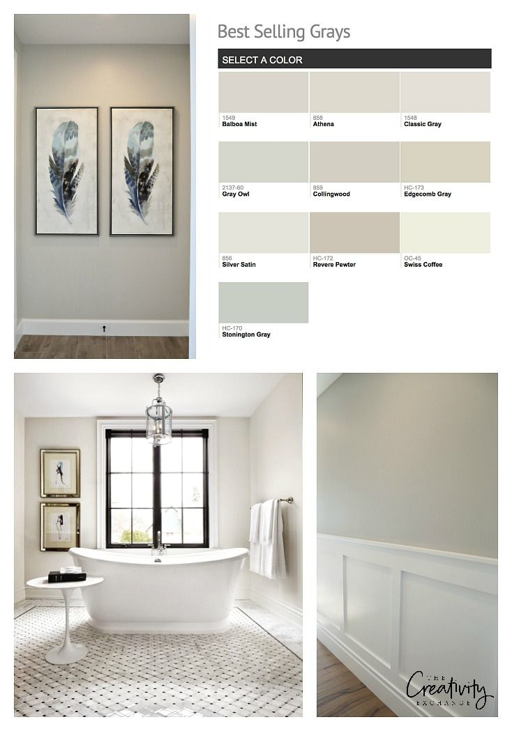 Most Popular Benjamin Moore Paint Colors Interior Paint Colors