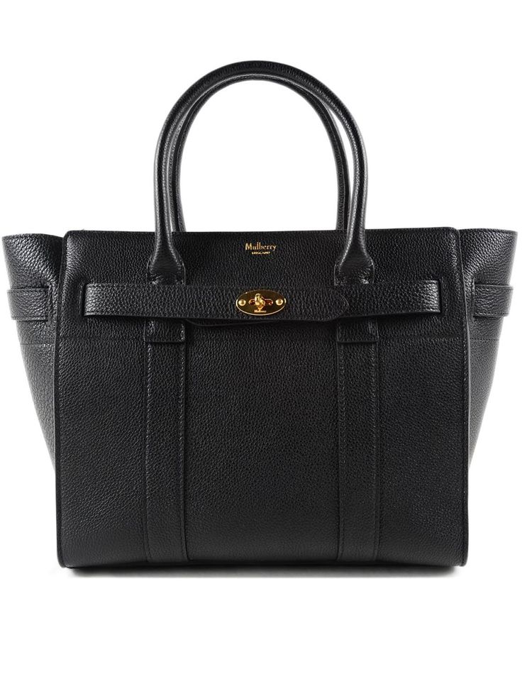 Mulberry Mulberry Small Bayswater Zip Tote