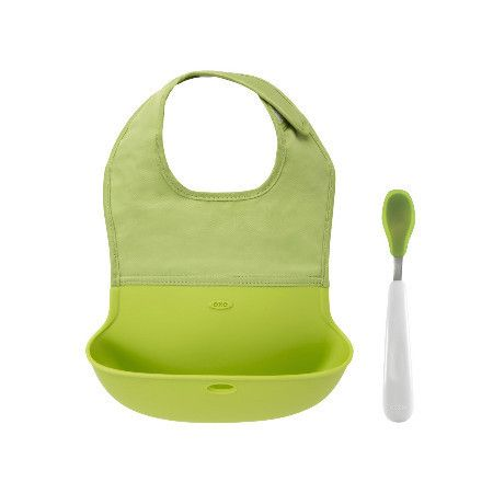 Oxo Tot Bib & Spoon