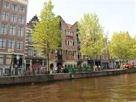 The Bulldog, Amsterdam, Netherlands