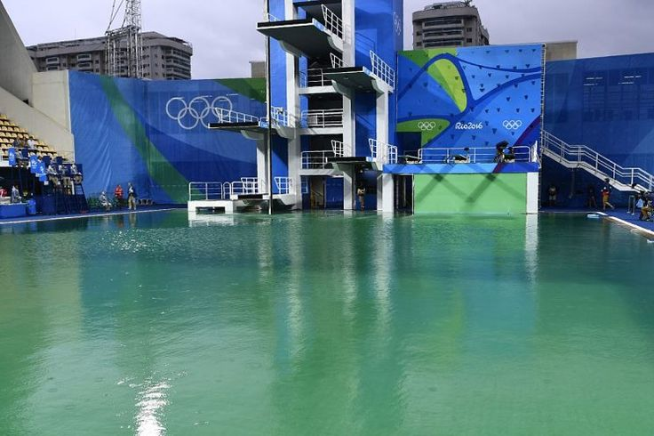 The 10 strangest stories of the Rio Olympics