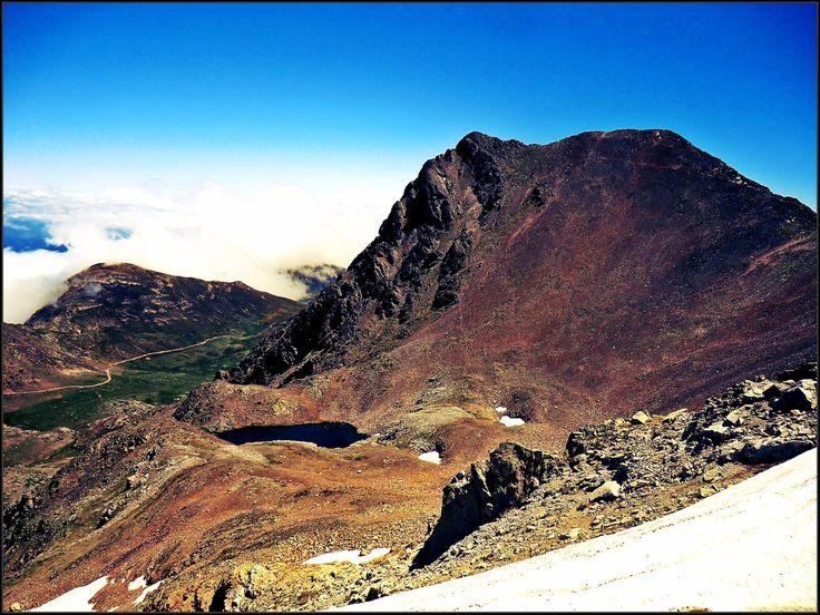 Peña Prieta desde Tres Provincias www.lasendadelhayedo.com