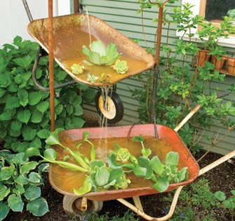 Best 25 Wheelbarrow Garden Ideas On Pinterest Wheel