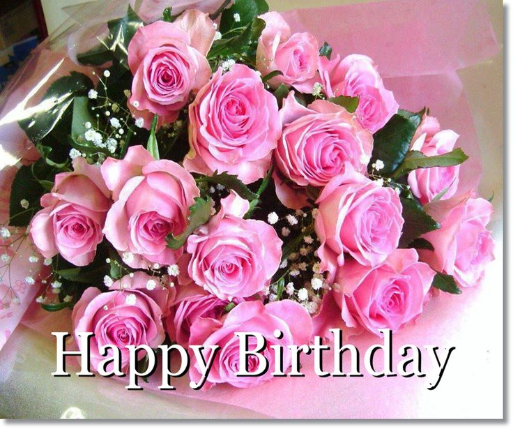 283 best birthday flowers images on Pinterest Birthday cards