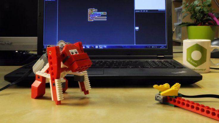 GORILLA ROBOT FOR LEGO WEDO