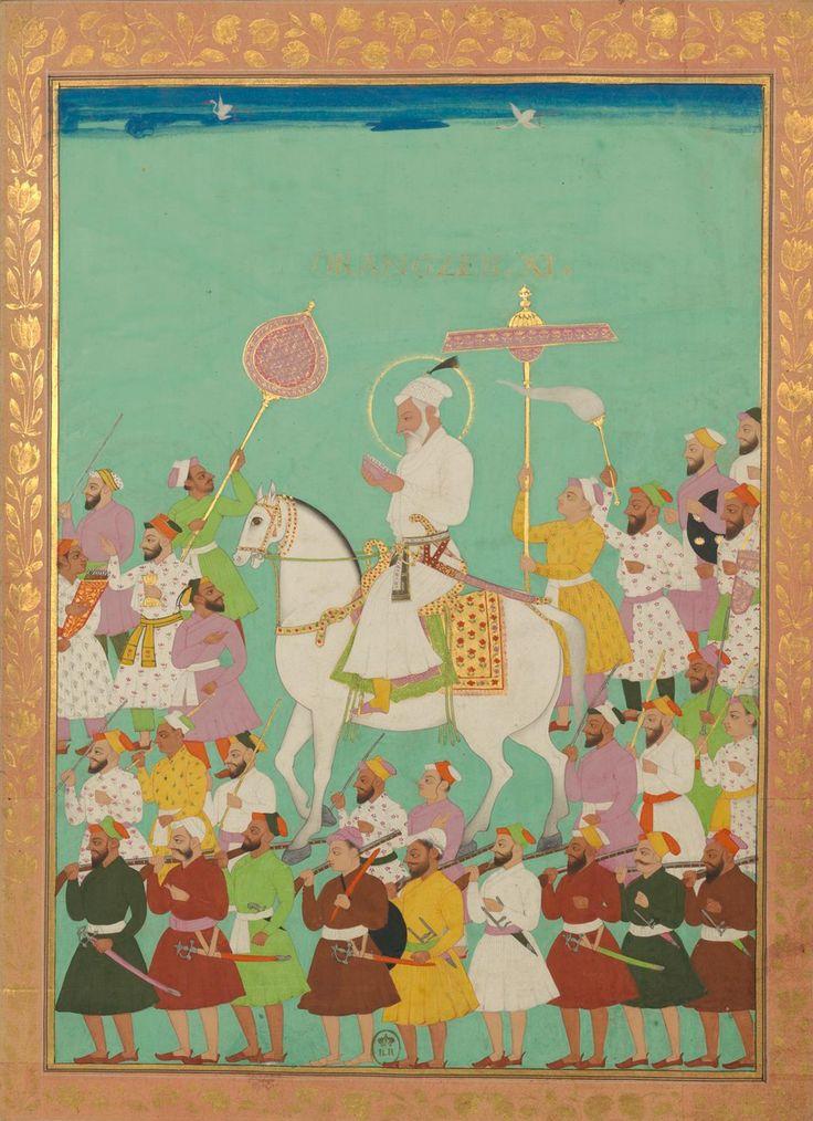 Emperor Aurangzeb, Mughal Empire